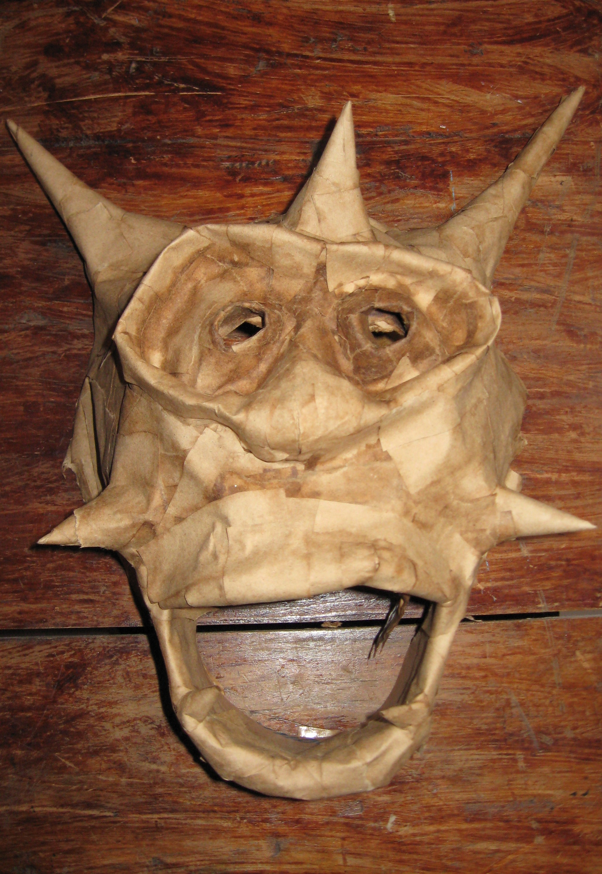 Do it yourself: Make a mask without a mold