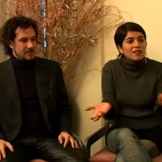 Interview with Federico Zukerfeld and Loreto Garín (2007)