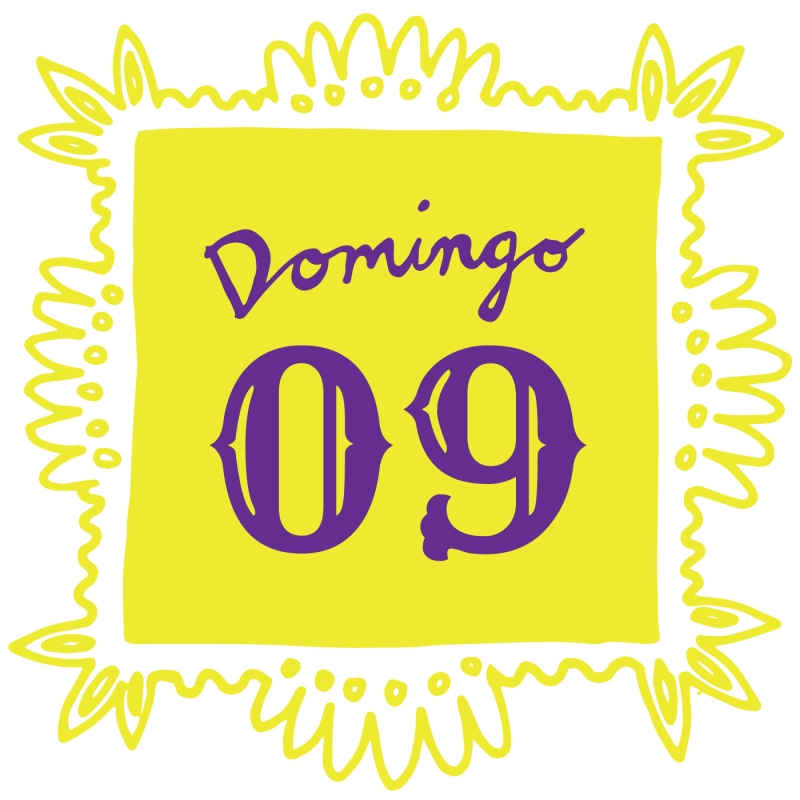 domingo 9 de junio