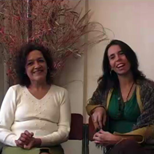 Interview with Stella Giaquinta and Nora Mouriño (2007)