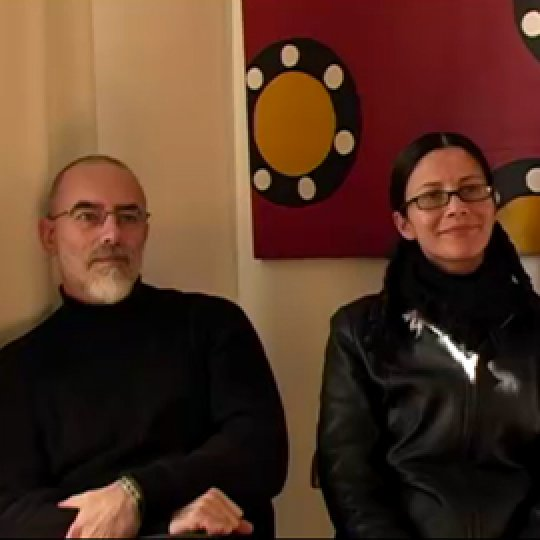 Interview with Roberto Gutiérrez Varea and Violeta Luna (2007)