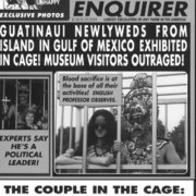Couple in the Cage: Guatinaui Odyssey