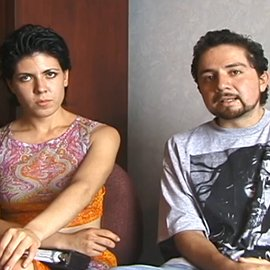 Interview with Ema Villanueva & Eduardo Flores (2001)