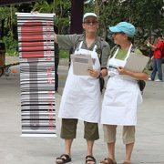 Spatula & Barcode: Mapping Encuentros