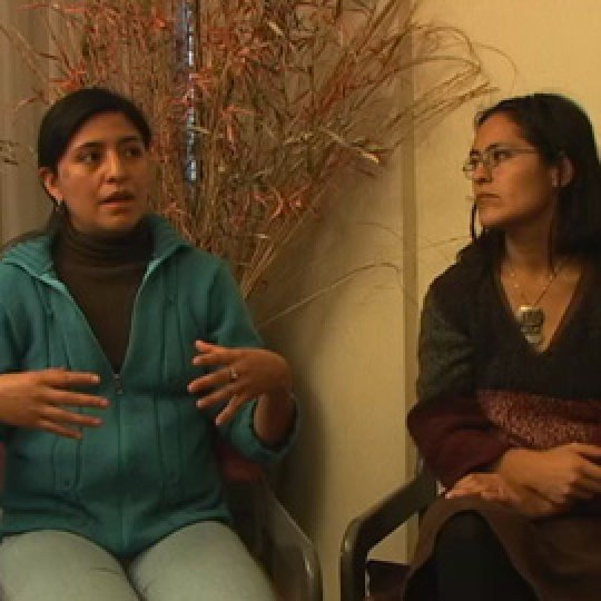 Interview with Miriam Álvarez and Lorena Cañuqueo (2007)
