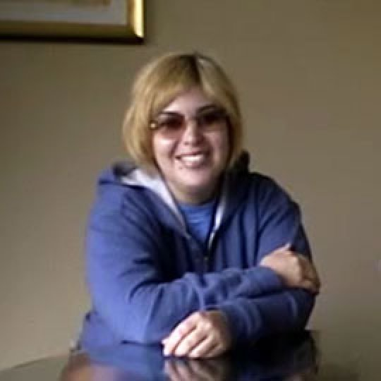 Interview with Nao Bustamante (2002)