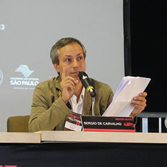 Sérgio de Carvalho: Group Theater in São Paulo and the Commodification of Culture