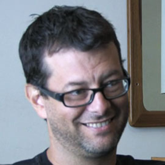 Interview with Michael John Garcés (2009)