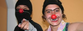 Clowning and Playfulness