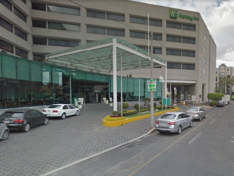 Holiday Inn Mexico City-Plaza Universidad