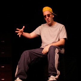 Hip-Hop Theater: An Evening with Danny Hoch (2007)